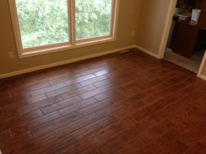 Tile-wood-floor