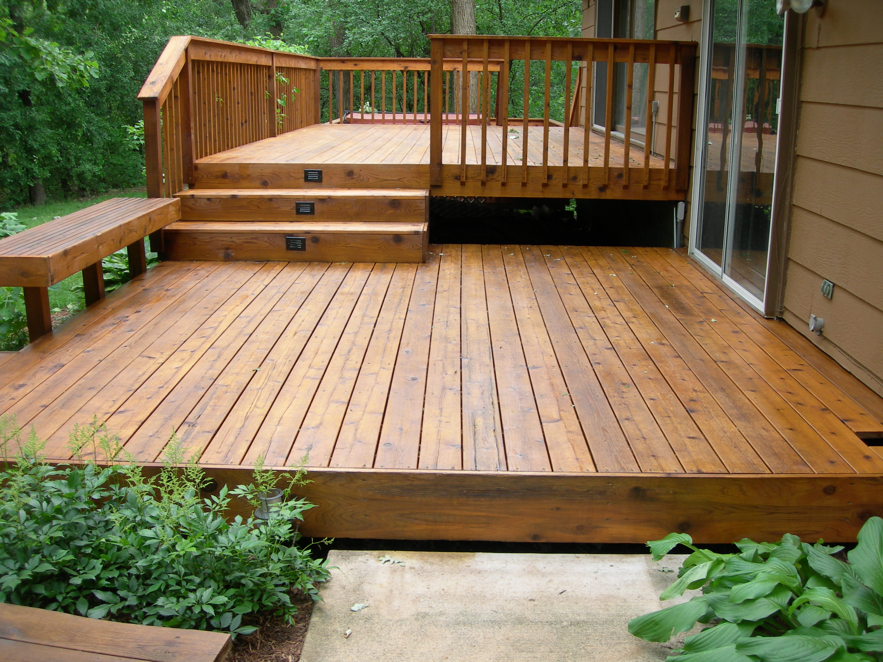 Decks fencing uncle john 39 s handyman service for Deck designer