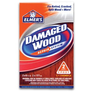 Woodrot repairkit