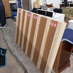 crate building